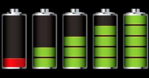 autonomie batterie nettoyeur de vitre
