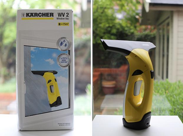 avis sur le Kärcher wv2