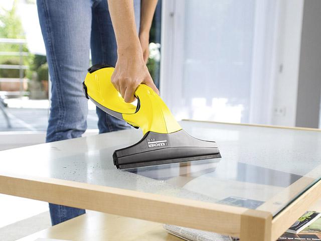 entretien nettoyeur de vitres