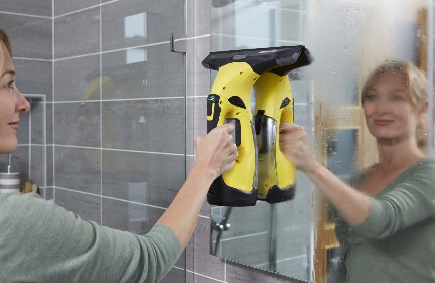 sur quelles surfaces utiliser un nettoyeur de vitre. Black Bedroom Furniture Sets. Home Design Ideas