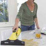 Quelles surfaces peut nettoyer un nettoyeur de vitres ?