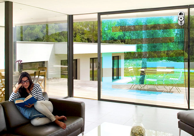 robot nettoyeur de vitres hobot v2 test complet et avis. Black Bedroom Furniture Sets. Home Design Ideas