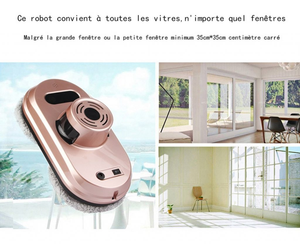 robot nettoyeur de vitre y boa test complet et avis. Black Bedroom Furniture Sets. Home Design Ideas
